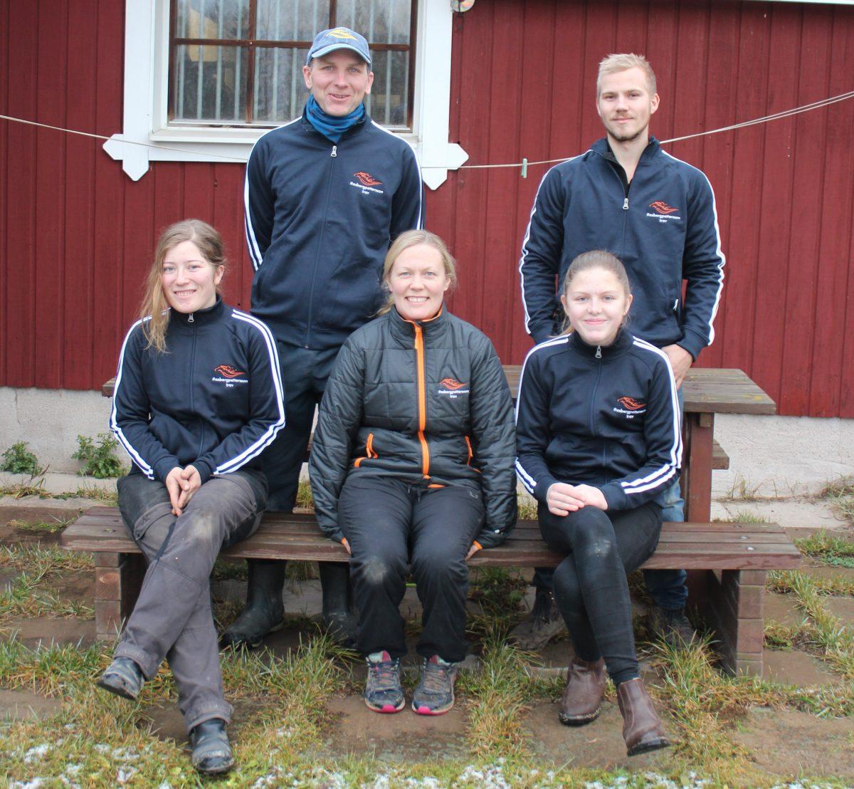Koncentration till Runemo gård